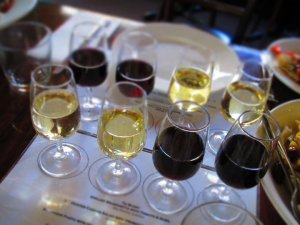 Day One Week One Wine Class