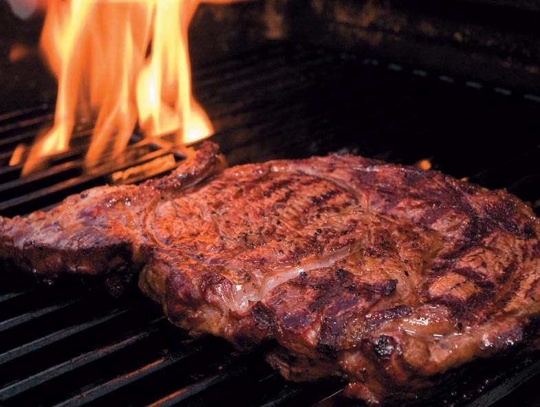 Barbeque Beef...Let the flames burn higher Barbeque