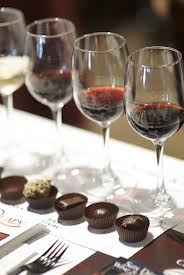 Cabernet and Chocolate