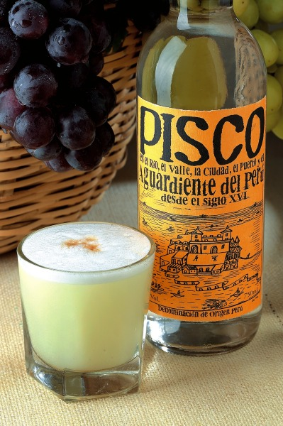 Pisco has been produced in South America since at least as early as ...