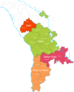 Map via the Wine of Moldova site: http://wineofmoldova.com/en/