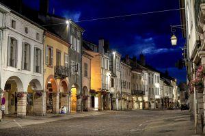 Louhans, Saone-et-Loire, Burgundy, France