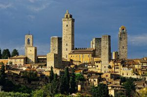 "San Gimignano - the ""Medieval Manhattan"""