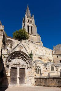 The Monolithic Church of Saint-Émilion