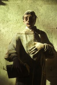 Statue of Saint-Émilion