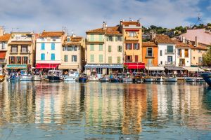 The town of Cassis