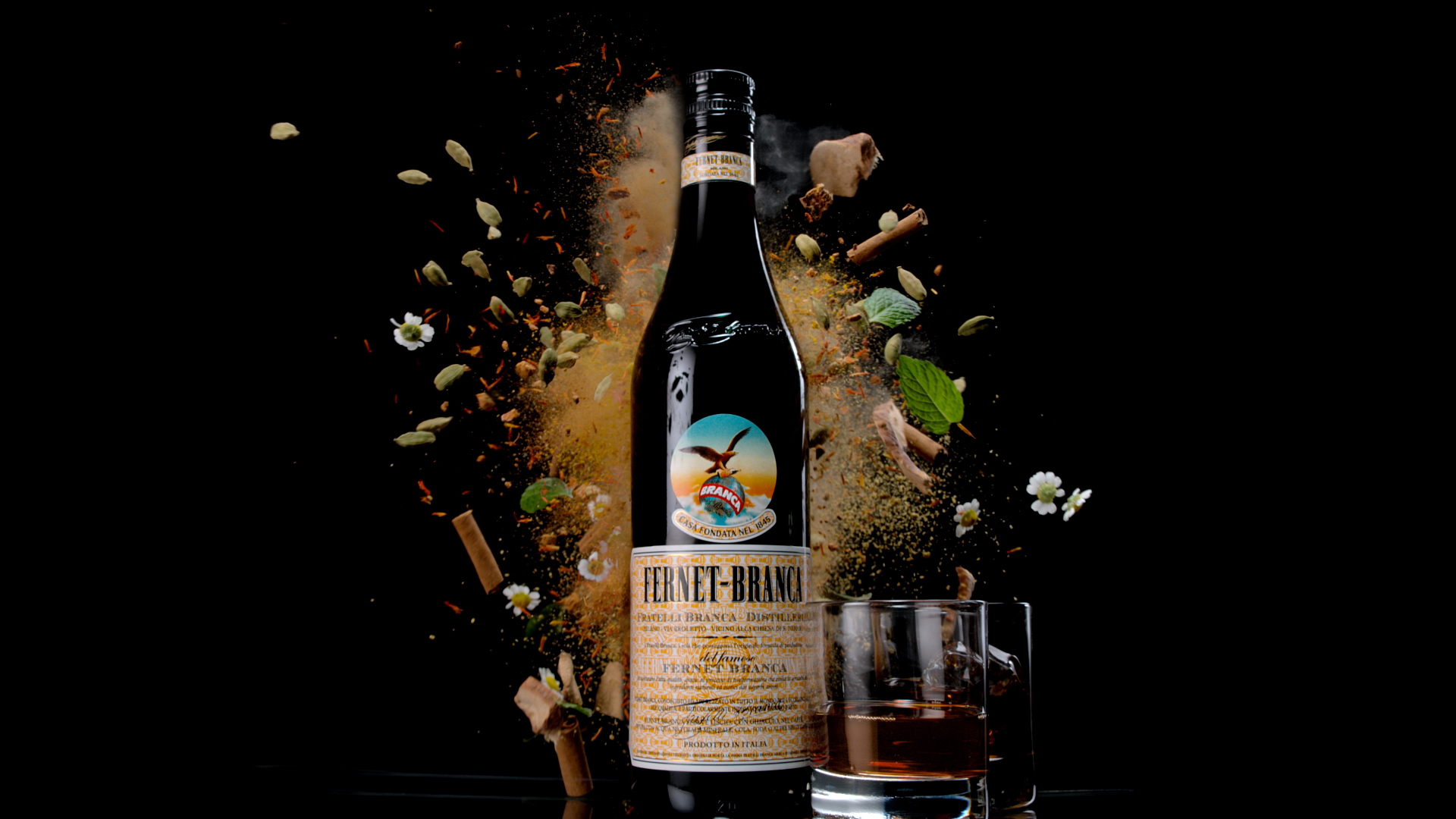 A Pound Of The Legendary Fernet Branca Cure The Bubbly Professor